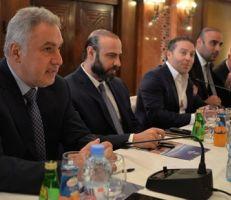 مجموعة حمشو الدولية تضع جميع امكانياتها في خدمة محافظة دمشق لتعزيز الاجراءات الاحترازية في مواجهة وباء كورونا