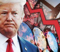 """ترامب يهدد بفرض تعريفات """"كبيرة جداً"""" على واردات النفط لحماية قطاع الطاقة الأمريكية"""