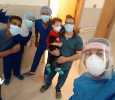 الصحة المصرية تعلن عن شفاء عائلة بأكملها من فيروس #كورونا