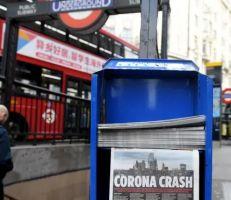 انخفاض مبيعات الصحف المحلية في بريطانيا في ظل إغلاق فيروس كورونا