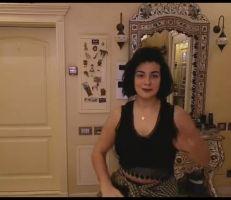 الشابة المغتربة ماريانا عربش الحائزة على بطولة العالم للرقص اللاتيني الكاريبي في دبي (فيديو)