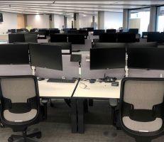 """""""نهاية المكاتب"""" هل يمكن لفيروس كورونا أن يغير مكان العمل إلى الأبد؟"""