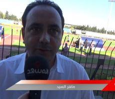 """ماهر السيد رئيس نادي الوحدة: """"الدعم الإعلامي من حق كافة نجوم النادي"""" (فيديو)"""