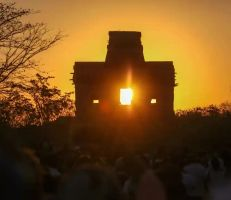 اكتشاف أقدم وأكبر بناء للمايا في جنوب المكسيك