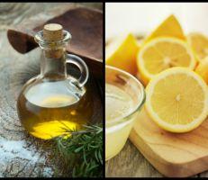 7 فوائد لشرب مزيج زيت الزيتون والليمون قبل النوم