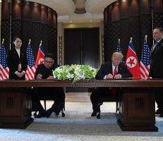 """كوريا الشمالية ترفض  إجراء محادثات نووية """"وجها لوجه"""" مع أمريكا قبل الانتخابات"""