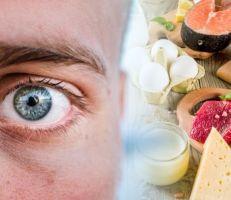 علامات في العين قد تدل على نقص فيتامين B12 في جسمك