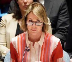 """مجلس الأمن يرفض مشروع القرار الروسي الخاص بالمساعدات الإنسانية لسوريا .. واشنطن: مشروع القرار الروسي """"دعائي"""""""