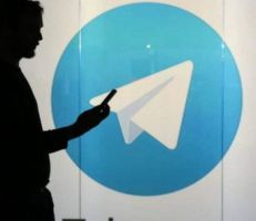 """""""تيليغرام"""" يضيف ميزة الاتصال بالفيديو لمستخدمي تظام """"آي أو إس"""""""