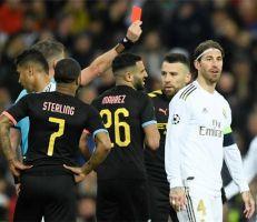 رغم إيقافه.. راموس يدعم ريال مدريد أمام مانشستر سيتي