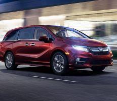 هوندا أوديسي 2020 تجمع كل الميزات المرغوبة في السيارات العائلية (صور)