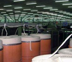مبيعات الشركة العامة للخيوط القطنية بحماة بلغت 3 مليارات ليرة هذا العام