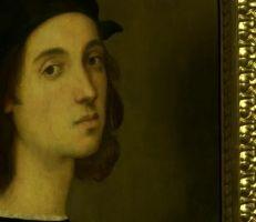 في لوحة رسمها لنفسه: رسام عصر النهضة رافائيل يغير شكل أنفه ليبدو أصغر