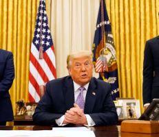 ترامب يحرز اتفاقاً دبلوماسياً مع حليفتيه إسرائيل والإمارات قبل الانتخابات