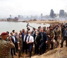 فرنسا تضع خارطة طريق للإصلاح في لبنان المثقل بالأزمات
