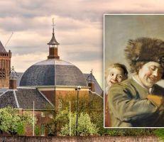 سرقة لوحة (صبيان يضحكان) للفنان الهولندي فرانس هالس للمرة الثالثة