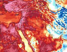 موجة حارة عنيفة ستضرب سوريا بدء من السبت سترافقها درجات حرارة قياسية..