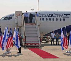 انطلاق أول رحلة جوية مباشرة بين إسرائيل والإمارات وتحلق عبر الأجواء السعودية (فيديو وصور)