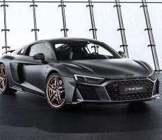 Audi R8 2020 أداء مثير ومستويات أداء عالية (صور)