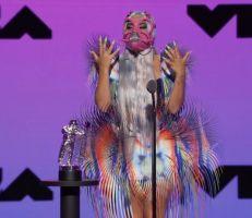 ليدي غاغا تحصد الحصة الأكبر من جوائز mtv