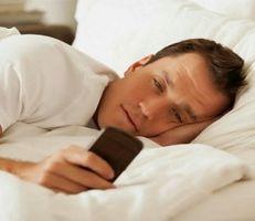 ما علاقة سوء جودة الحيوانات المنوية باستخدام الأجهزة الإلكترونية في الليل.؟!.