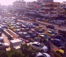 مشوار يختصر الوجع بشوارع اللاذقية