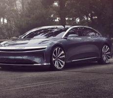 2021 Lucid Air سيارة كهربائية فاخرة من شركة أمريكية جديدة (صور)