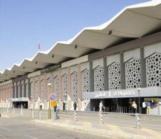 إلغاء الحجر الاحترازي مع إعادة افتتاح مطار دمشق الدولي للمسافرين