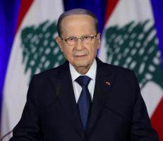 الرئيس اللبناني ميشال عون يقترح إلغاء التوزيع الطائفي للوزارات السيادية..