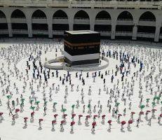 السعودية تسمح بأداء العمرة من داخل المملكة اعتبارا من 4 تشرين الأول