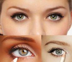 نصائح لتكبير العيون بالمكياج