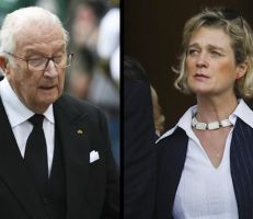 """دلفين بويل ستنال لقب """"أميرة"""" بعد إثبات نسبها لملك بلجيكا السابق"""