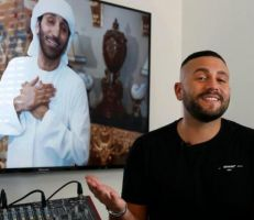 """أول تعاون فني إماراتي إسرائيلي يتجاوز مليون مشاهدة على """"يوتيوب"""""""