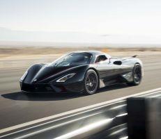 سيارة أمريكية تحصل على لقب السيارة الأسرع في العالم  (فيديو)