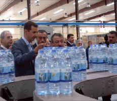 شركة تعبئة المياه ربحت أكثر من 3.658 مليارات ليرة منذ بداية العام الحالي