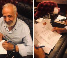 """أيمن زيدان يستعد لنشر مجموعته القصصية الرابعة """"وجوه"""" (صور)"""