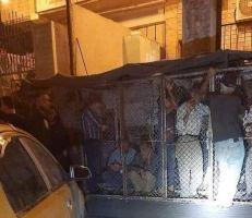 بعد استياء المواطنين: إزالة الأقفاص الموضوعة لتنظيم الدور أمام أفران ابن العميد