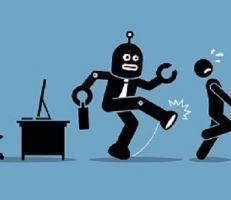 دراسة: خلال خمس سنوات الروبوتات ستقضي على 85 مليون وظيفة في الشركات متوسطة وكبيرة الحجم