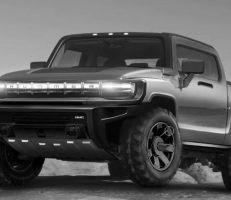 "GMC تعيد إحياء العلامة التجارية""هامر"" مع شاحنة هامر بيك آب 2022 الكهربائية بالكامل (صور)"