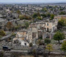 """أذربيجان تستعيد إقليم """"أغدام"""" من الأرمن بعد 30 عاماً (صور)"""