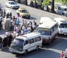 غياب العدالة في توزيع المازوت على الكازيات.. وسرافيس ريف دمشق تبيع مخصصاتها