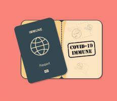 الحكومة البريطانية ستصدر جوازات سفر خاصة لمواطنين تلقوا لقاح كورونا