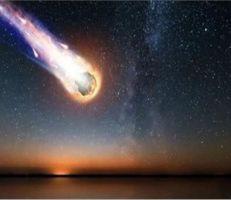 انفجار كبير لنيزك في سماء البرازيل
