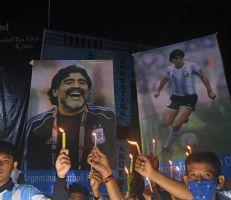 بيان لفتح تحقيق في وفاة مارادونا