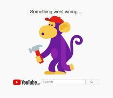"""عطل عالمي يضرب """"يوتيوب"""" و""""جي ميل"""""""