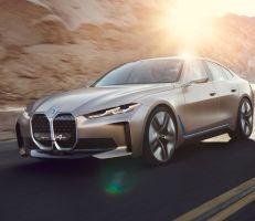 سيارة i4 2021 : الجيل الجديد من سيارات BMW الكهربائية (صور)