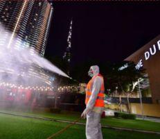 دبي تغلق المطاعم والمقاهي لاحتواء فيروس كورونا