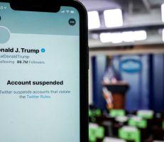 شركةتويتر : حظر ترامب دائم حتى لو عاد رئيساً