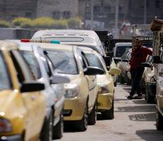 """مشهد متكرر على دور الكازيات في حلب .. وارتفاع في أجور النقل """"لا يمكن ضبطه"""" ."""