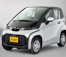 تويوتا تطلق سيارة كهربائية صغيرة بجسم بلاستيكي و قوة 12 حصان (صور)